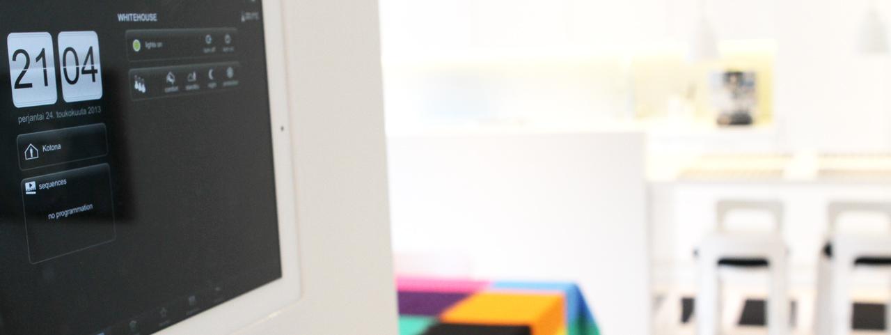 Taloautomaatiototeutukset loma-asunnoista omakotitaloihin